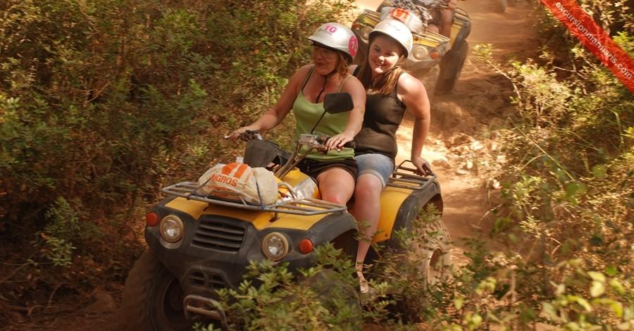 Marmaris Wycieczki, Quad Safari