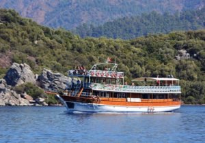 Marmaris All Inclusive Rejs Lodzia