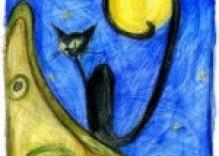 Efeskie koty , czyli miałczące z Efezu