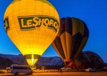 Balon na ogrzane powietrze Marmaris